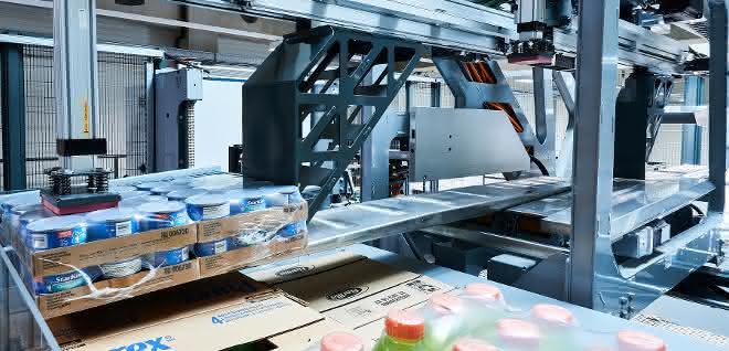 Effizienzsteigerung: Kroger erweitert Distributionszentrum mit Knapp