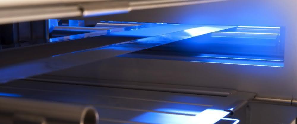 Qualität der Elektrodenbeschichtung wird automatisch überprüft