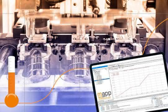 Aufheizen von Maschinen und Anlagen: Soft-Start für Spritzgießmaschinen und Extruder