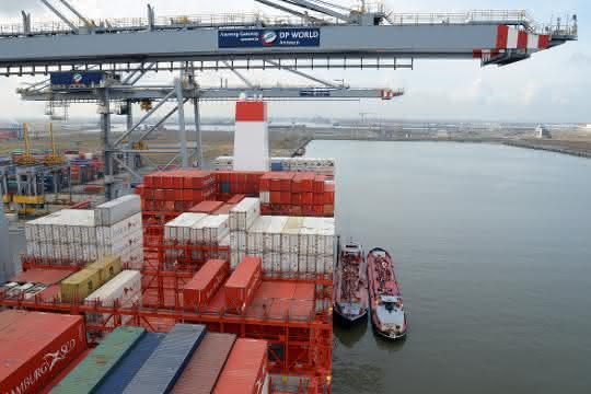 Hafen von Antwerpen: Starkes Wachstum in der ersten Jahreshälfte