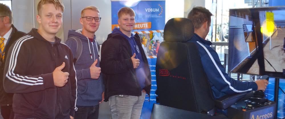 VDBUM veranstaltet Azubi-Cup
