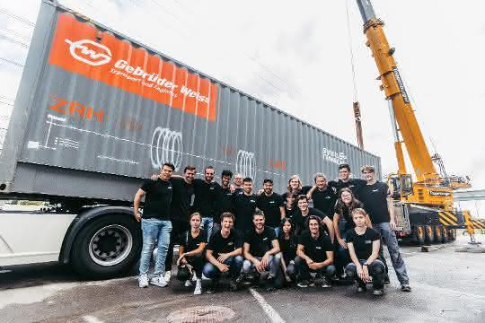 Tempo im Tunnel: Gebrüder Weiss engagiert sich für Hyperloop-Projekt