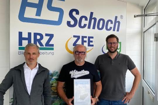 Langjährige Partnerschaft: HS-Schoch und Borox