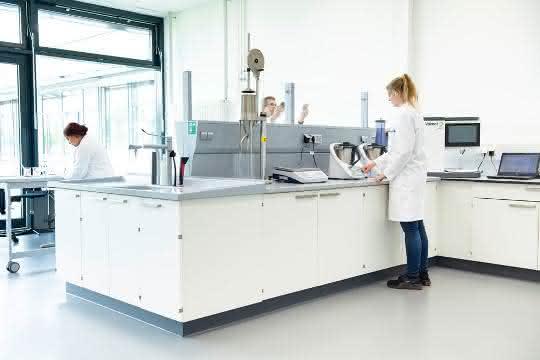 Neues Technologie- und Materialzentrum