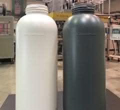 Flaschen mit je 1 Liter Volumen