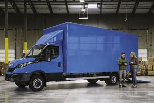 """Iveco Daily 7-Tonner ist """"Rigid Truck of the Year"""""""