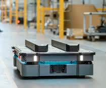 Automatisierung: Transportroboter: Zwei Neue von Mobile Industrial Robots