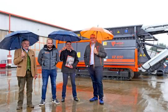 HWH Machines neuer Arjes-Vertriebspartner: HWH Machines GmbH wird neuer Arjes-Vertriebspartner