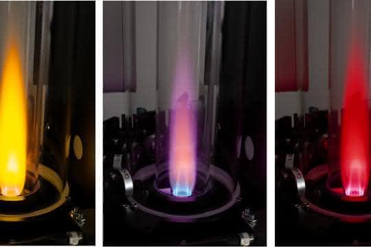 Flammenfarben