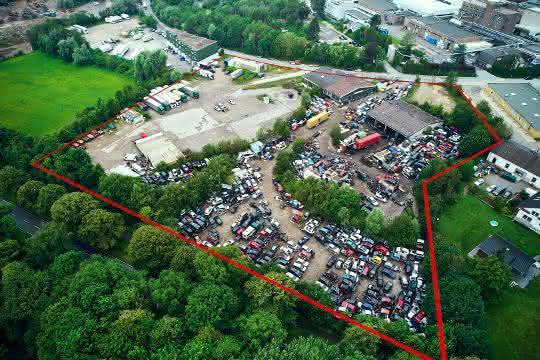 Flächenversiegelung vermeiden: Hagedorn entwickelt Gewerbegrundstück in Wülfrath neu