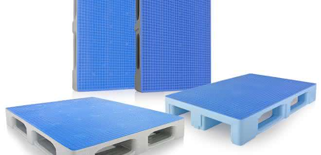 Neu auf dem Markt: TC Palgrip-Palette von Craemer