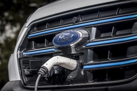 Ford E-Transit kurz vor Markteinführung