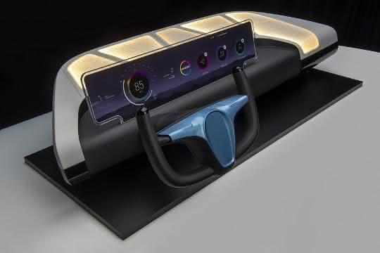DirectCoating: Autoinnenraumteile mit nahtlosen, intelligenten Oberflächen