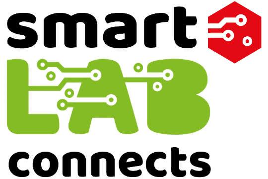Logo der SmartLAB connects