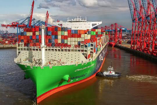 Weiterhin positive Umschlagentwicklung des Hamburger Hafens
