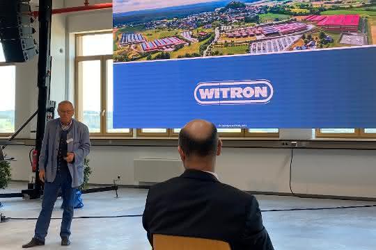 Witron weiht nach Rekordinvestition Werk II Nord ein