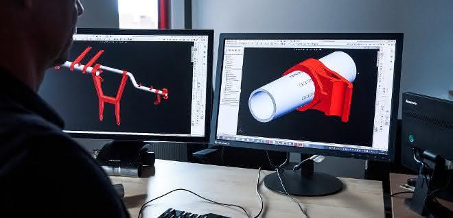 Hohlprofil-Hybridtechnik: Lanxess: neue Leichtbautechnologie