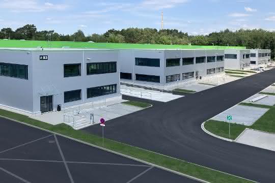 MLP Business Park Berlin fertiggestellt