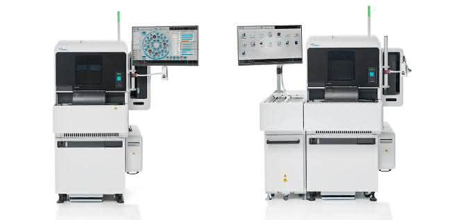 Hämostase-Systeme CN-3000 und CN-6000 von Sysmex