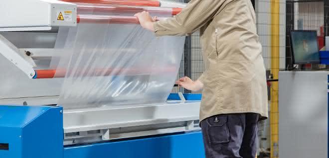 Folien aus Rezyklaten: Gesetzestreu in Verpackungsfragen