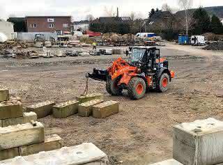 Maschinenpark erweitert: Fahn Bau setzt auf Hitachi-Maschinen