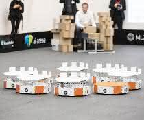 Fraunhofer IML und KION Group entwickeln LoadRunner weiter