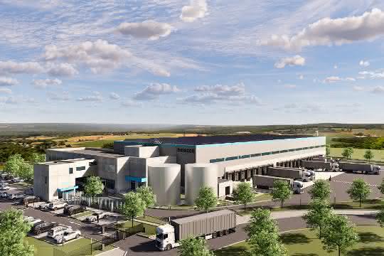 Garbe Industrial Real Estate baut für Amazon in Erding