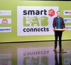 Redner auf der smartLAB connects (September 2021)