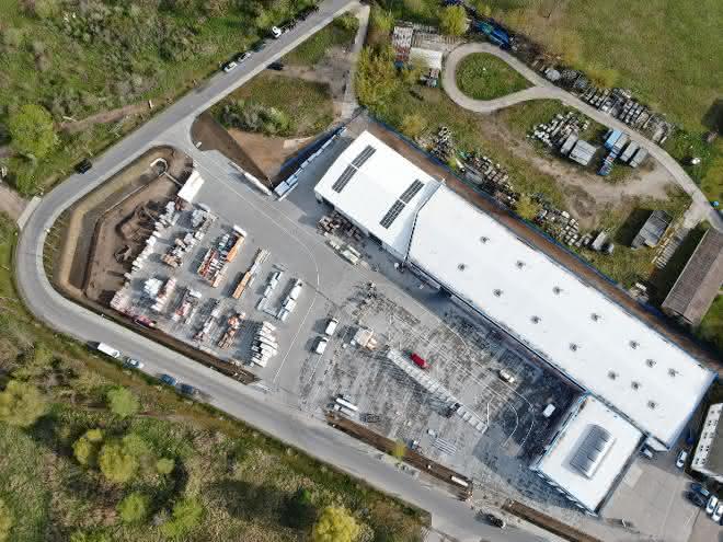 Standort modernisiert: Raab Karcher Niederlassung in Vogelsdorf aufgerüstet