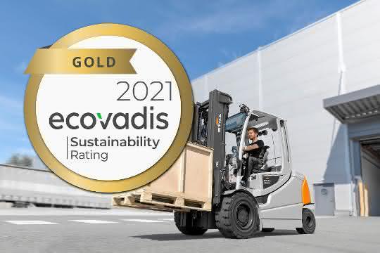 Still erhält Nachhaltigkeitszertifikat in Gold