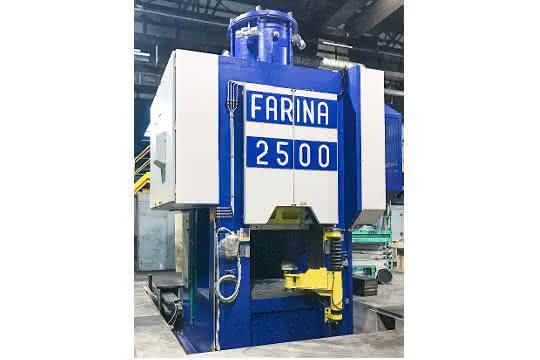 Farina-Presse