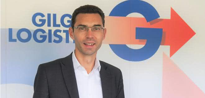 Neuer Vertriebsleiter für Gilgen Logistics