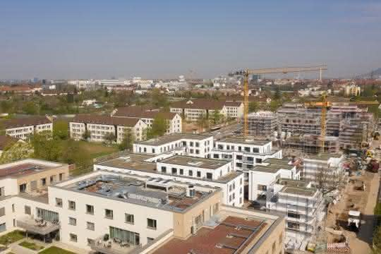 Konversionsfläche Südstadt: Großes Städtebauprojekt in Heidelberg
