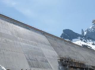 Betonsanierung: Eine alpine Herausforderung