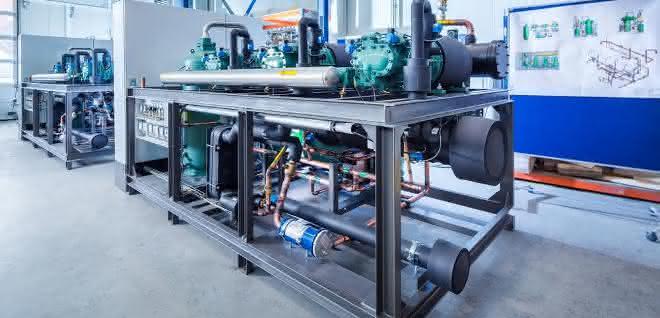 Kälteanlagen für die Kunststoffverarbeitung