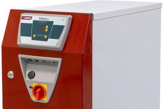 Spritzgießproduktion: Homogener Wärmetransfer
