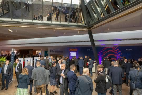 Deutscher Logistik-Kongress mit starkem Präsenzteil