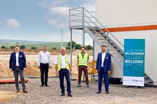 Prologis entwickelt Logistikimmobilie in Grolsheim
