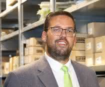 Andy Baldy neuer Direktor Parts Sales & Admin bei Clark Europe