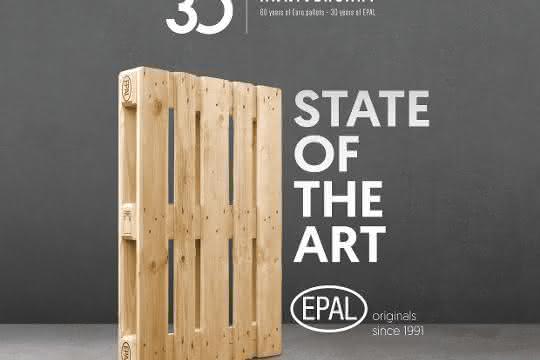 60 Jahre Europalette und 30 Jahre EPAL