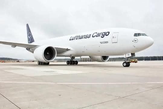 Lufthansa Cargo bietet allen Kunden CO2-neutrale Frachtsendungen