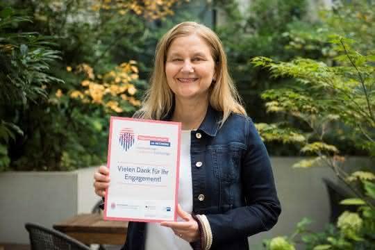Hellmann wird Regionalbotschafter für Flüchtlinge