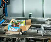 Packaging by Quadient: Automatisierte Verpackungslösung für 1.100 Pakete pro Stunde
