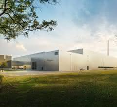 Baubeginn für Produktion des neuen Konzernmotors bei MAN in Nürnberg