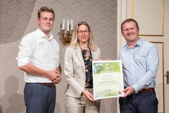 Engel Austria erhält Oberösterreichischen Umweltlandespreis 2021