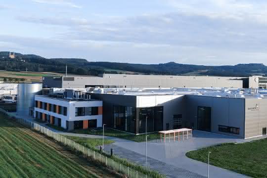 Neues Produktionsgebäude