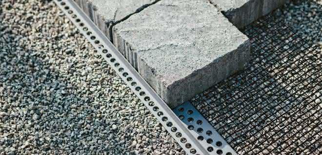 Kunststoff-Profile: Smarte Profile für Beton- und GaLaBau