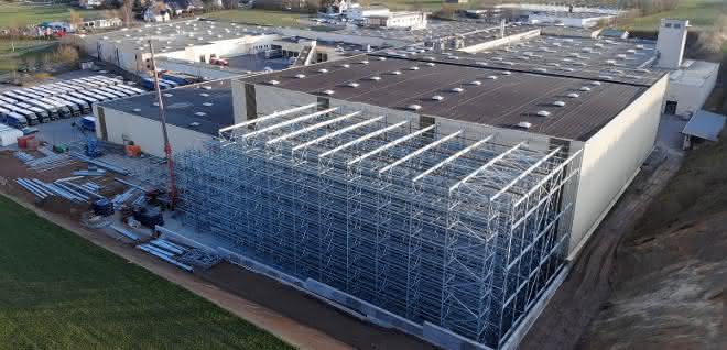 Lagerkapazitäten nachhaltig erweitern
