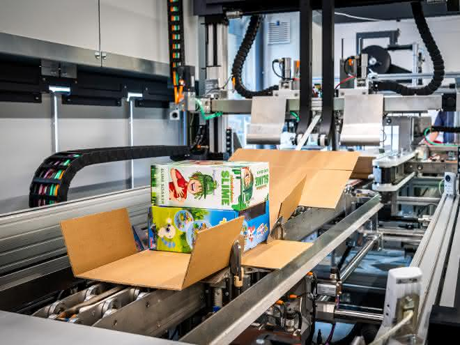 Aus Packaging by Quadient wird Sparck Technologies