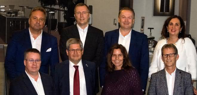 Gruppenbild Vorstand BIO Deutschland